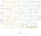Album artwork for Chopin Recital / Rangell