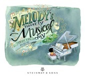 Album artwork for Melody's Mostly Musical Day / Jenny Lin