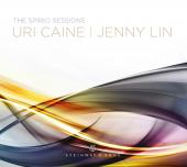 Album artwork for The Spirio Sessions / Uri Caine, Jenny Lin