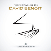 Album artwork for The Steinway Sessions: David Benoit