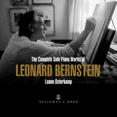 Album artwork for Bernstein: The Complete Solo Piano Works