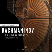 Album artwork for Rachmaninoff: Solo Piano Works