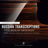 Album artwork for Russian Transcriptions / Gryaznov