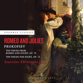 Album artwork for Prokofiev: 10 Pieces from Romeo and Juliet - 10 Pi