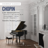 Album artwork for Chopin: Late Masterpieces