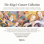 Album artwork for The King's Consort Collection