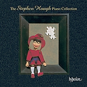Album artwork for STEPHEN HOUGH: PIANO COLLECTION