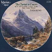 Album artwork for Thea King: The Clarinet in Concert