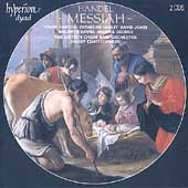 Album artwork for Handel: Messiah / Harry Christophers The Sixteen