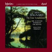 Album artwork for Magnard: The Four Symphonies (Ossonce)