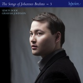 Album artwork for Brahms: The Complete Songs Volume 3