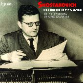 Album artwork for SHOSTAKOVICH: THE COMPLETE STRING QUARTETS
