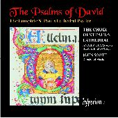 Album artwork for PSALMS OF DAVID - THE COMPLETE ST. PAUL'S CATHEDRA