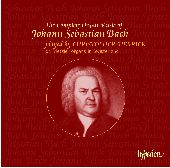 Album artwork for COMPLETE ORGAN MUSIC OF JOHANN SEBASTIAN BACH