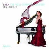 Album artwork for Bach: The Well-Tempered Clavier / Hewitt