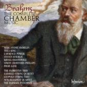 Album artwork for Brahms: The Complete Chamber Music