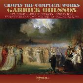 Album artwork for Chopin: The Complete Works / Ohlsson