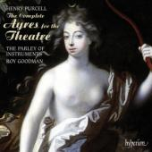 Album artwork for Henry Purcell: Complete Ayres for the Theatre
