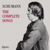 Album artwork for Schumann: The Complete Songs