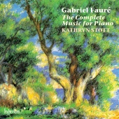 Album artwork for FAURE. Complete Music for Piano. Stott