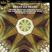 Album artwork for MUSIC FOR ORGAN AND BRASS