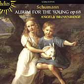 Album artwork for Schumann: Album for the Young / Angela Brownridge