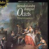 Album artwork for MENDELSSOHN - OCTETS