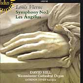Album artwork for SYMPHONY NO.2, LES ANGELUS