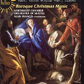 Album artwork for BAROQUE CHRISTMAS MUSIC