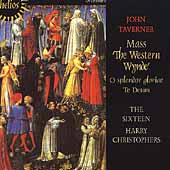 Album artwork for Taverner: Western Wynde Mass / The Sixteen