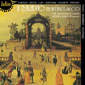 Album artwork for IL BALLARINO, ITALIAN DANCES, C1600