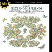 Album artwork for SONGS BY FINZI AND HIS FRIENDS