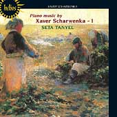Album artwork for SCHARWENKA: PIANO MUSIC