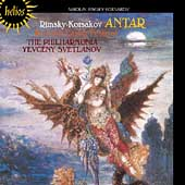 Album artwork for RIMSKY-KORSAKOV: ANTAR