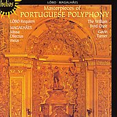 Album artwork for MASTERPIECES OF PORTUGUESE POLYPHONY