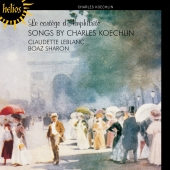 Album artwork for Koechlin: Songs ( Claudette Leblanc / Boaz Sharon