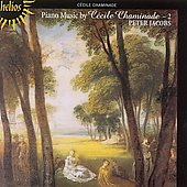 Album artwork for CHAMINADE - PIANO MUSIC, VOLUME 2