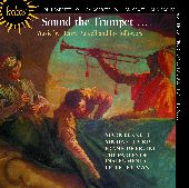 Album artwork for Sound the Trumpet -  Purcell and his followers