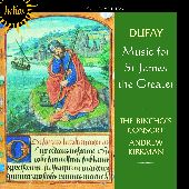 Album artwork for Dufay: Music for St James the Greater