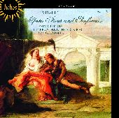 Album artwork for Vivaldi: Opera Arias and Sinfonias (Kirkby)