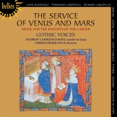 Album artwork for Gothic Voices: The Service of Venus and Mars