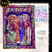 Album artwork for Gothic Voices: Music for The Lion-Hearted King