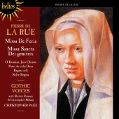 Album artwork for Pierre de La Rue: Missa De Feria
