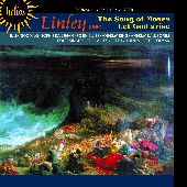 Album artwork for Thomas Linley Jr: The Song of Moses, Let God Arise