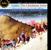 Album artwork for Schutz: Christmas Story; Gabrieli: Motets / King