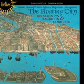 Album artwork for The Floating City Sonatas
