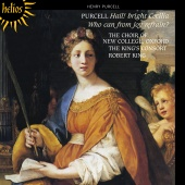 Album artwork for Purcell: Hail! bright Cecilia