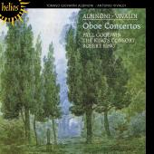 Album artwork for Albinoni & Vivaldi: Oboe Concertos