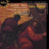 Album artwork for Scarlatti, Hasse: Salve regina, Cantatas & Motets