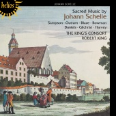 Album artwork for Johann Schelle: Sacred Music
